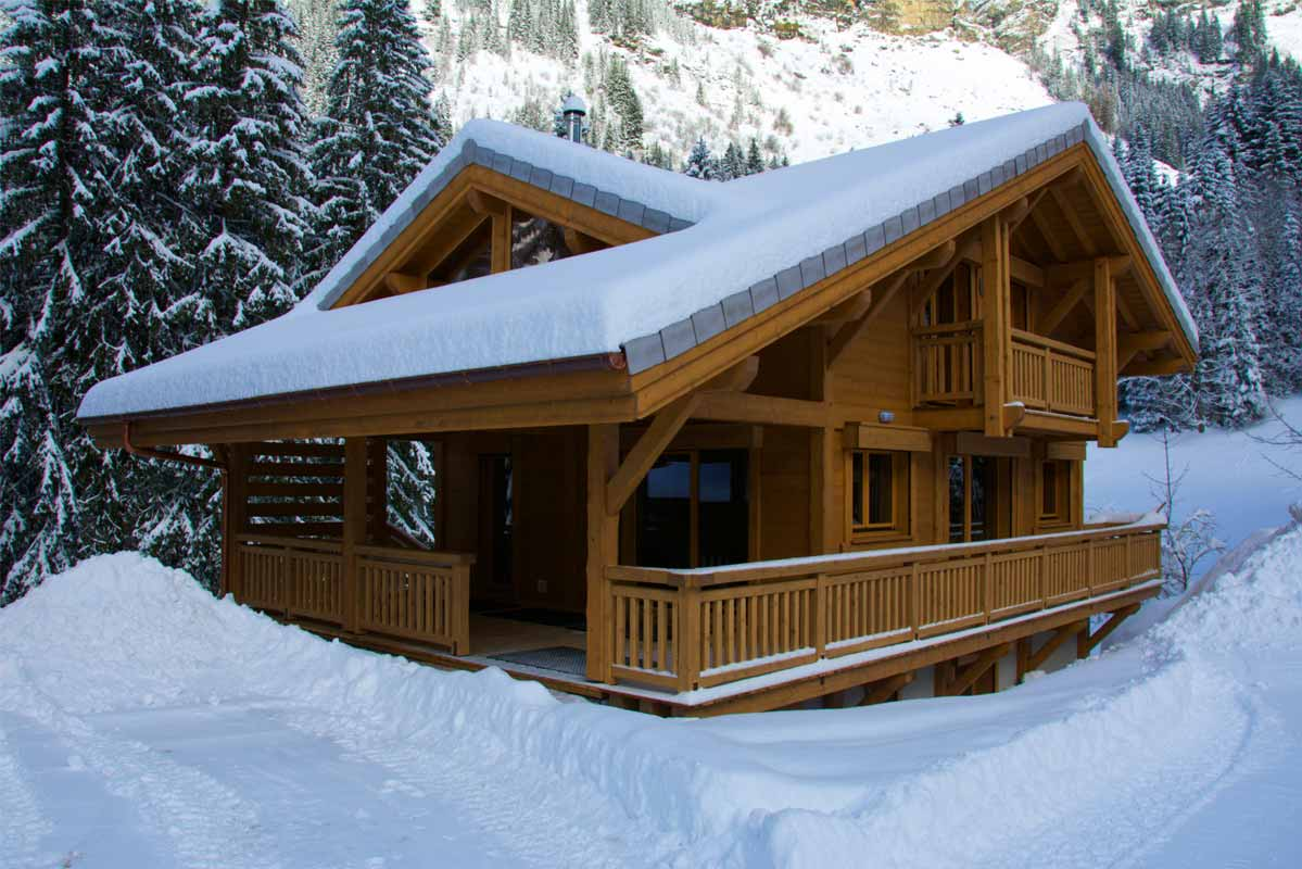chalet near the avoriaz lift