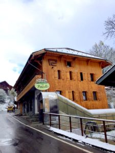 cheap accommodation in Morzine